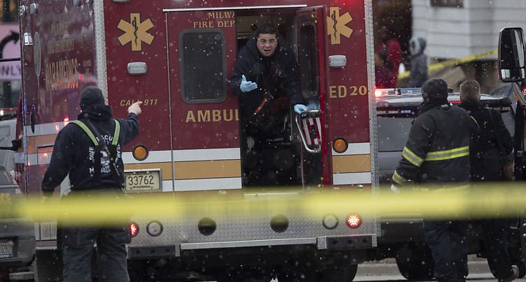 Sept morts après une fusillade dans une brasserie de bière