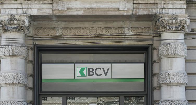 Année faste pour la BCV, qui décoiffe les attentes