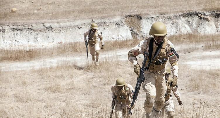 L'Union africaine compte déployer 3000 soldats au Sahel