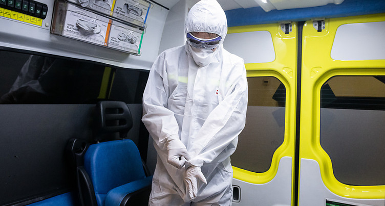 Un cas de contamination au coronavirus confirmé à Genève