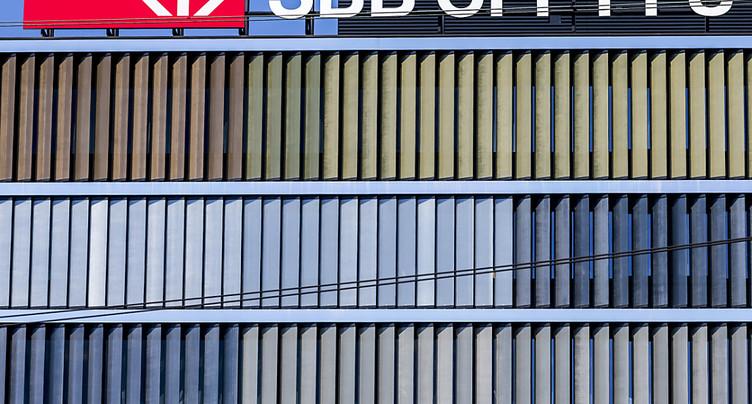 Subventions perçues en trop par les CFF et le BLS