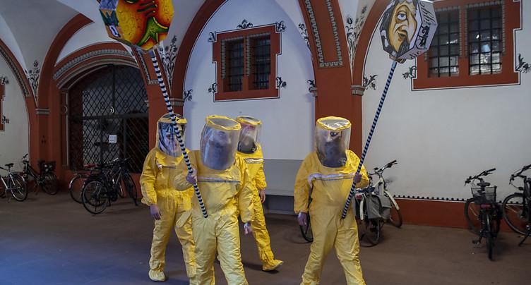 Le carnaval de Bâle est annulé