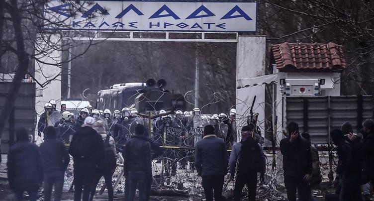 Erdogan ouvre les portes de l'Europe aux migrants: réaction grecque