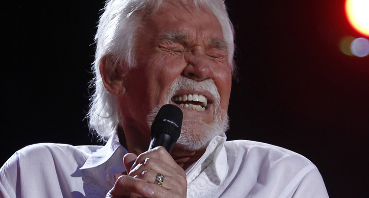 Décès de Kenny Rogers, grand nom de la musique country