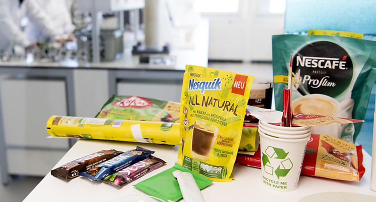 Nestlé offre 12 semaines de salaire aux employés désoeuvrés