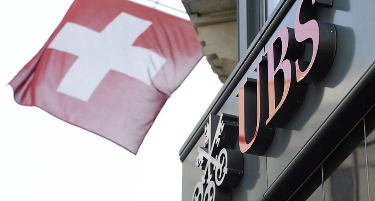UBS a émis les premiers prêts de crise pour les entreprises