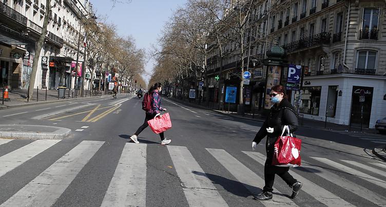 Confinement renouvelé en France au moins jusqu'au 15 avril