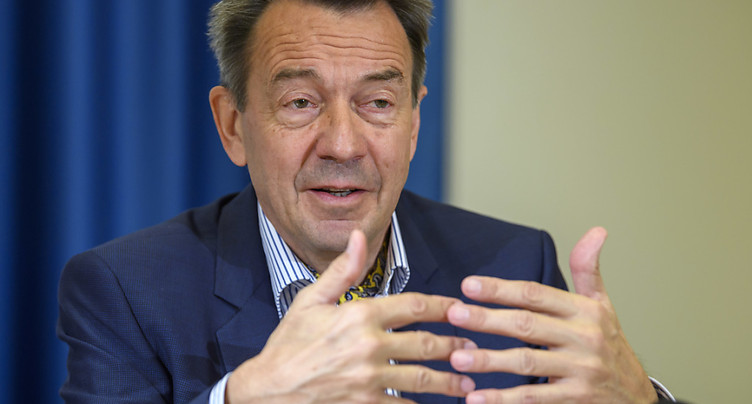 Peter Maurer plaide pour des conditions humaines pour les réfugiés