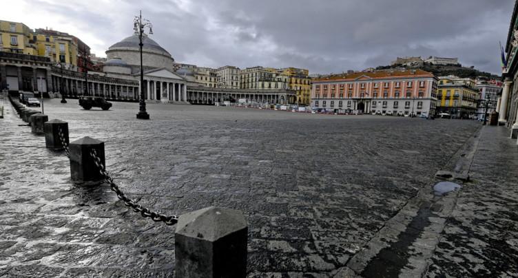 En Italie, des signes encourageants malgré un lourd bilan