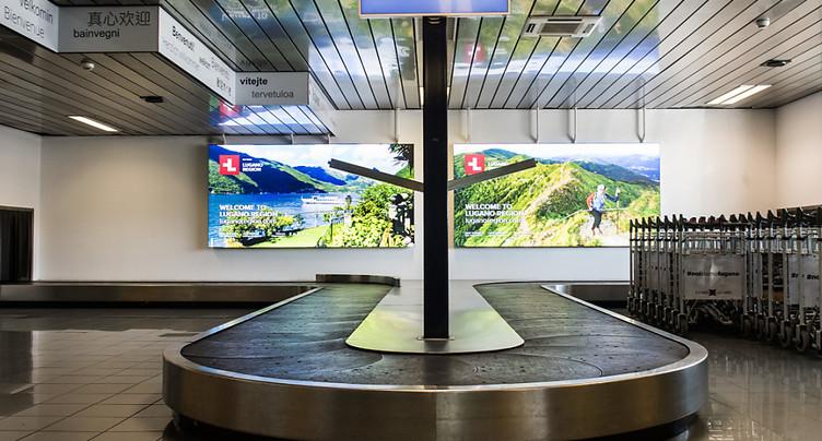Lugano Airport appelle BancaStato à la rescousse