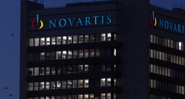 Novartis échappe à une sanction malgré la manipulation de données