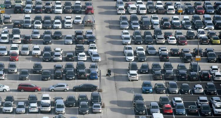 Le coronavirus a causé un effondrement du marché automobile suisse