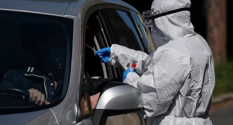 « Rapide escalade » du coronavirus: le nombre de morts a doublé en une semaine