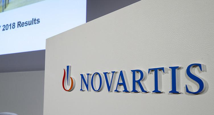 Novartis renonce à céder les portefeuilles étasuniens de Sandoz