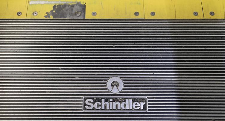 Schindler a retrouvé ses pleines capacités en Chine