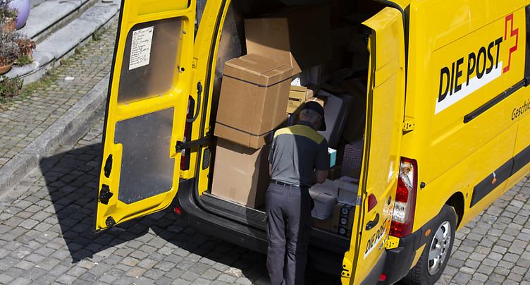 La Poste veut des quotas de colis pour les gros clients