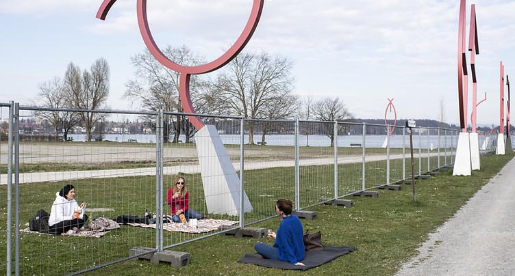 TG: proches séparés le long de la frontière germano-suisse