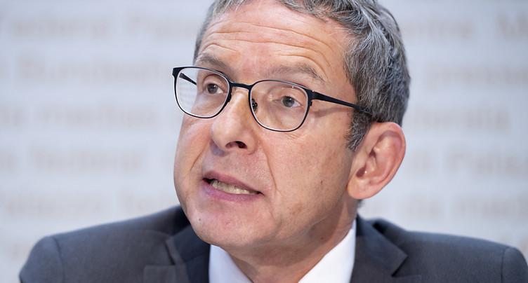 Covid-19: le ministre argovien Urs Hofmann désormais hospitalisé
