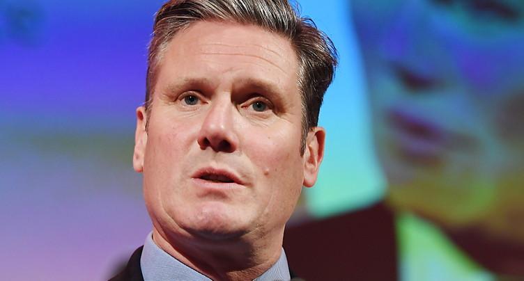 Keir Starmer élu à la tête du Parti travailliste britannique