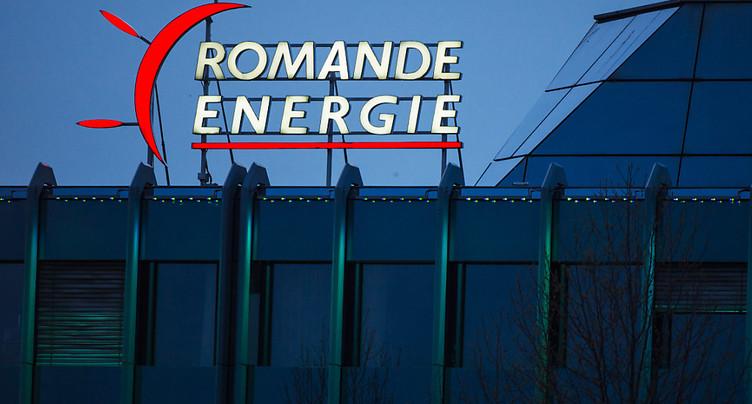 Le bénéfice annuel de Romande Energie plombé par Alpiq