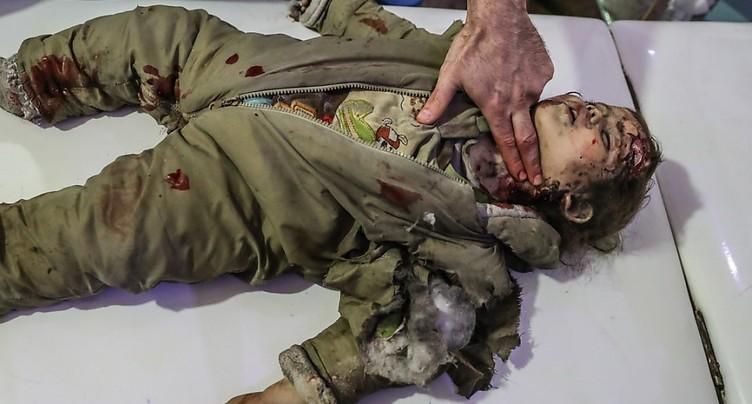 Attaques d'hôpitaux en Syrie: l'ONU s'abstient d'accuser directement Moscou