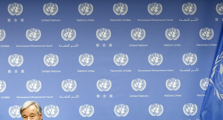 Première réunion du Conseil de sécurité de l'ONU jeudi