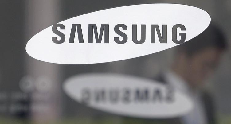 Samsung Electronics prévoit un bénéfice d'exploitation en hausse