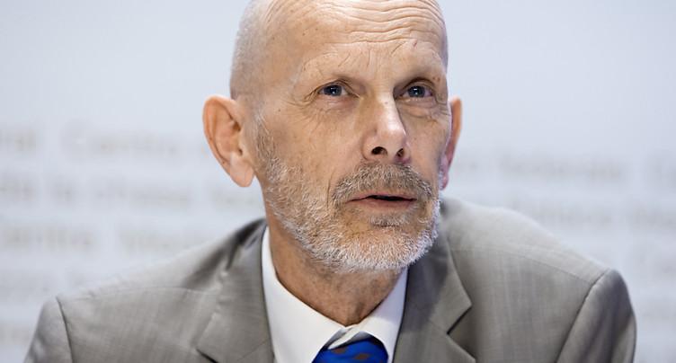La Suisse enregistre 590 nouveaux cas de Covid-19