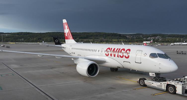 Vers un soutien aux compagnies aériennes suisses