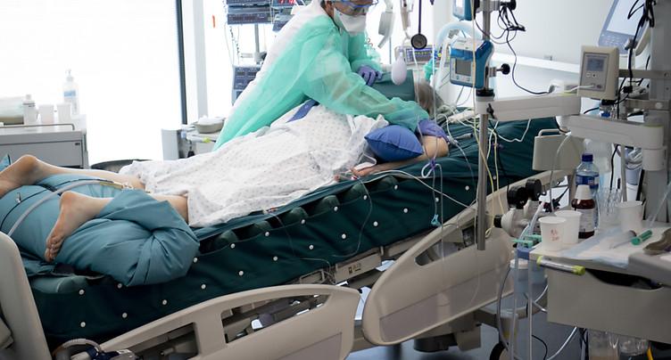 Hôpital de Rennaz: la crainte d'une deuxième vague