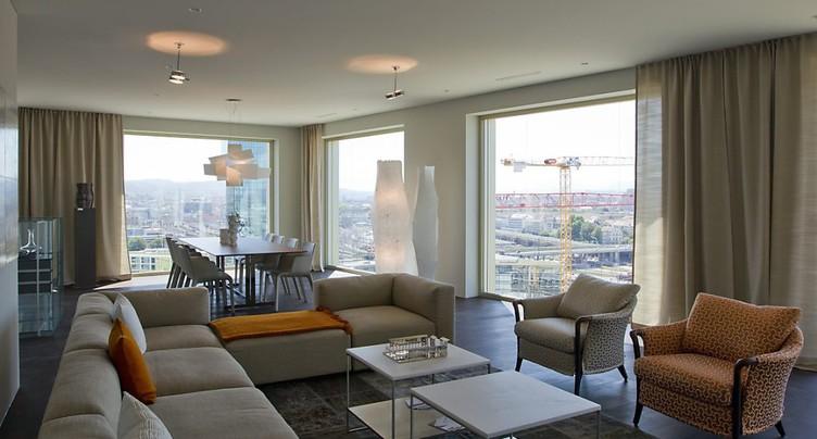 Nouvelle hausse des prix pour les appartements et les maisons