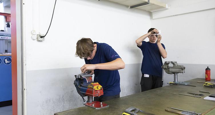 Solution nationale pour les diplômes des apprentis