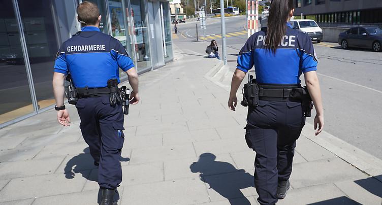 Police: des inquiétudes pour le week-end de Pâques