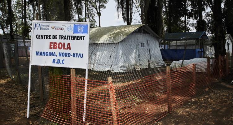 RDC: nouveau cas d'Ebola déclaré à trois jours de la fin de l'épidémie