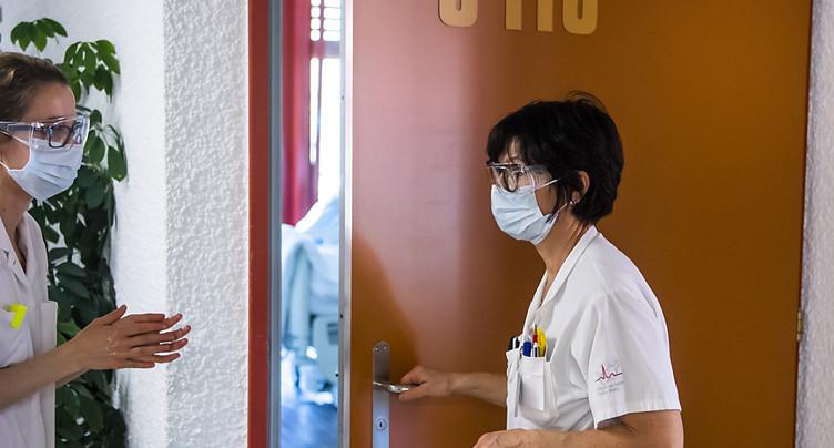 Aucun nouveau décès dû au coronavirus enregistré en 24 heures