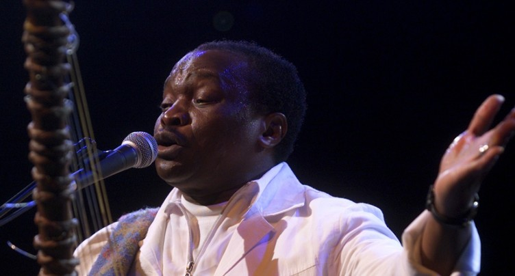Le chanteur et musicien guinéen Mory Kanté est décédé