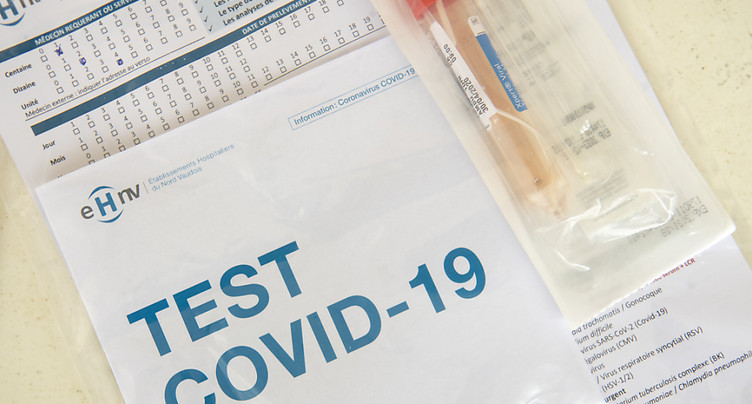 La Suisse compte 18 nouveaux cas de Covid-19 en 24h