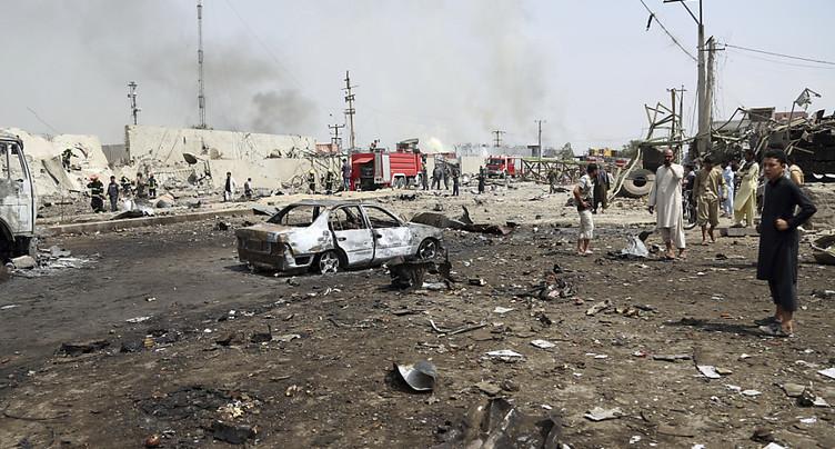 Les talibans annoncent un cessez-le-feu de trois jours pour l'Aïd