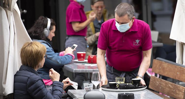 La soupe à la grimace pour 40% des restaurants qui ont rouvert