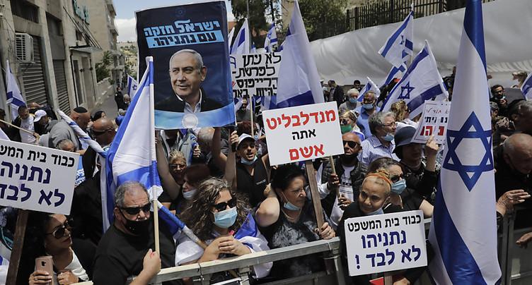 Ouverture du procès pour corruption du premier ministre israélien