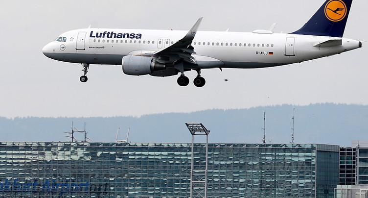 Lufthansa: accord avec l'Etat allemand sur un plan de sauvetage