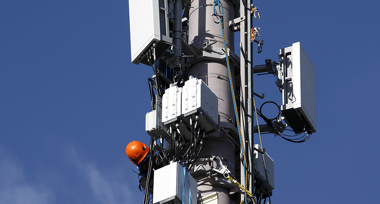 Nouvelle panne sur le réseau mobile Swisscom