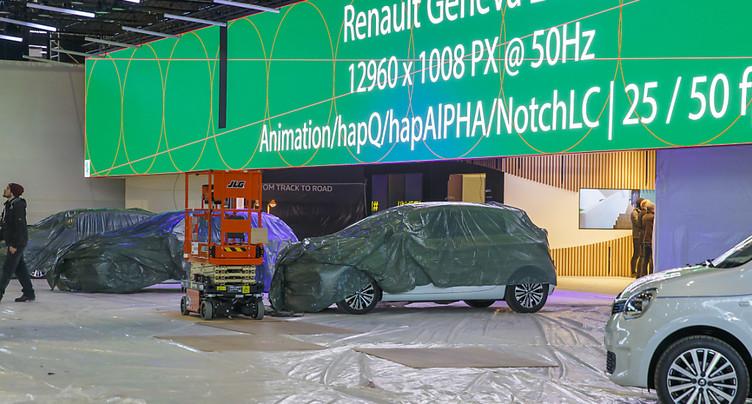Le Salon de l'auto renonce à une aide financière de 17 millions