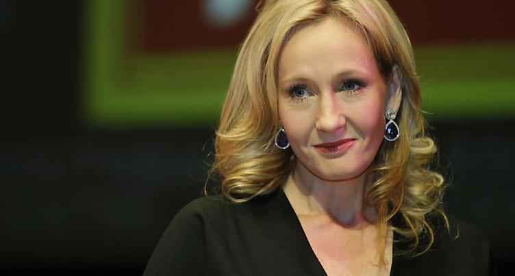 J.K. Rowling va mettre en ligne un conte pour les enfants confinés