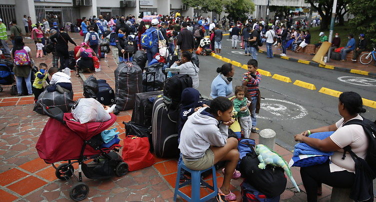 Mobilisation internationale en faveur des réfugiés vénézuéliens