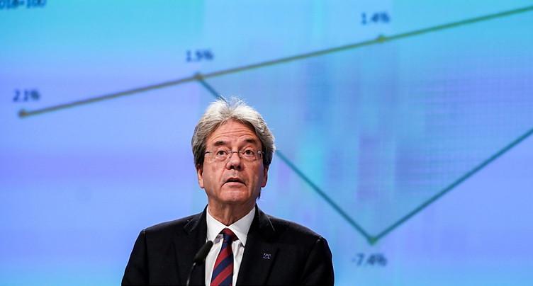 Commission européenne: fonds de relance de 750 milliards d'euros