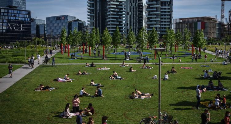 Les parcs publics répondent aux neuf « besoins protégés » humains