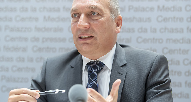 Bernard Maissen à la tête de l'Office fédéral de la communication
