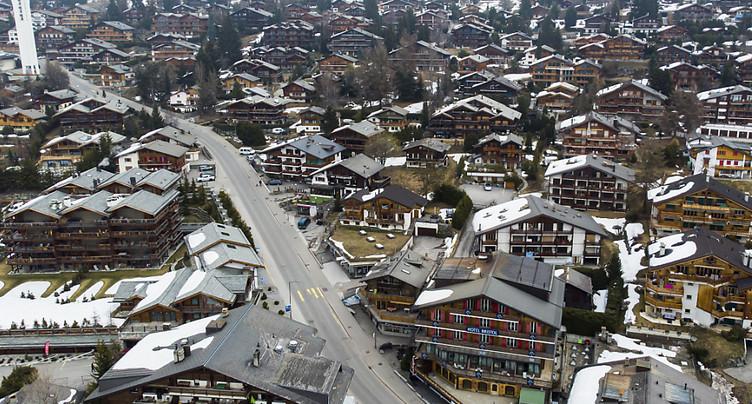 Constructions illicites: la commune de Bagnes mise au pied du mur