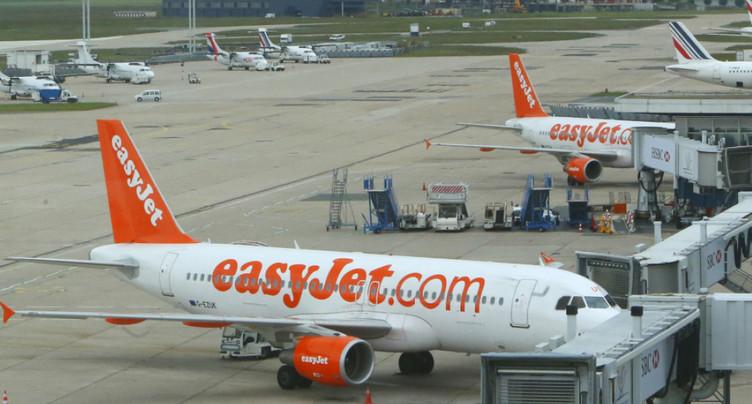 L'incertitude demeure pour les employés d'Easyjet en Suisse